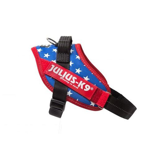 IDC®-POWERHARNESS WITH JULIUS-K9 ILLUMINATED VELCRO PATCHE